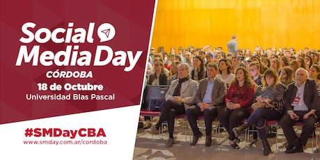 Social Media Day Córdoba 2019 entradas