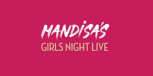 Mandisa Volunteers - Redding, CA