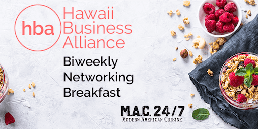 HBA - Biweekly Networking Breakfast