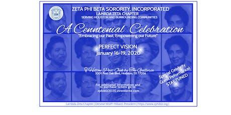Centennial Celebration Hosted By Lambda Zeta Chapter tickets