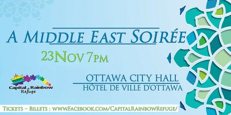 A Middle East Soirée tickets