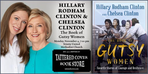 An Evening with Hillary Rodham Clinton and Chelsea Clinton, Book Talk & Signing