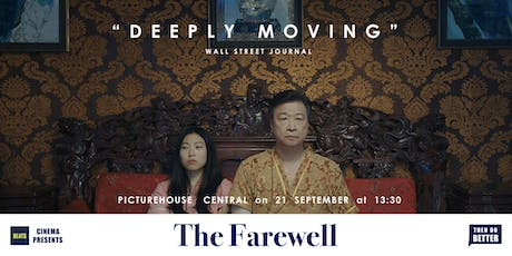 BEATS Community Screening of The Farewell tickets