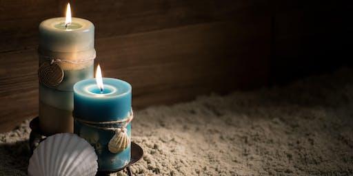 Sand Cast Candle Making Workshop