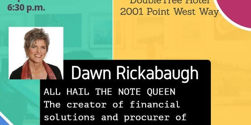 The Queen of Promissory Notes Dawn Rickabaugh