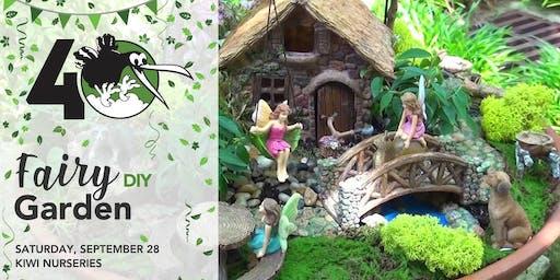 DIY Workshop- Fairy Garden