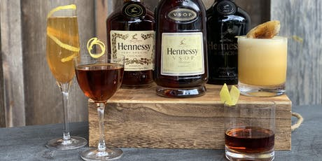 Hennessy Week: Hennessy Party tickets