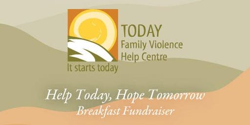 Help Today, Hope Tomorrow Breakfast Fundraiser
