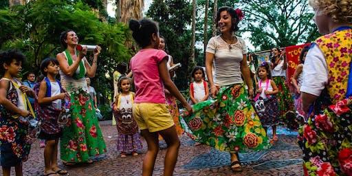 Brinquedo Espetáculo Vivencial | Sesc Centro | Música