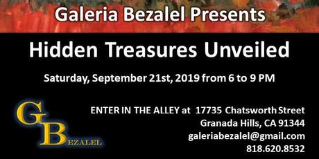 Hidden Treasures Unveiled tickets
