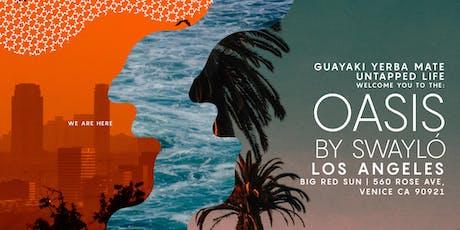 OASIS LOS ANGELES tickets