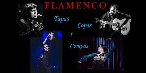 """FLAMENCO """"TAPAS,COPAS Y COMPÁS"""""""
