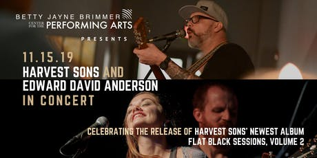 A Midwest Harvest Fest: Edward David Anderson & Harvest Sons in Concert tickets