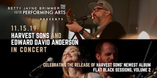 A Midwest Harvest Fest: Edward David Anderson & Harvest Sons in Concert