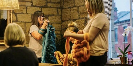 Arm Knitting Workshop tickets