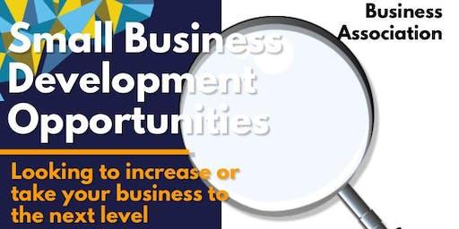 Small Business Development Opportunities