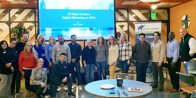 The Digital Marketing Group - Join Us for Lunch at Spaces!