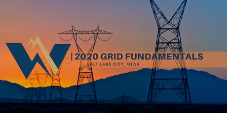 WECC Grid Fundamentals February 2020 tickets