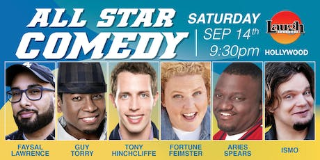 Aries Spears, Fortune Feimster, and more - Special Event: All-Star Comedy! tickets