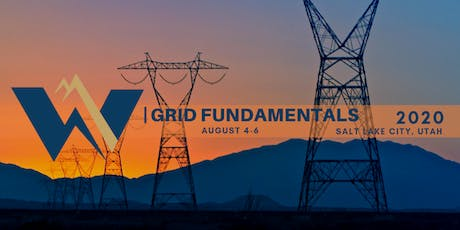Grid Fundamentals August 2020 tickets