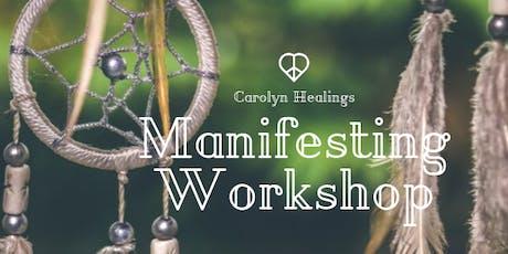 Manifesting Workshop tickets