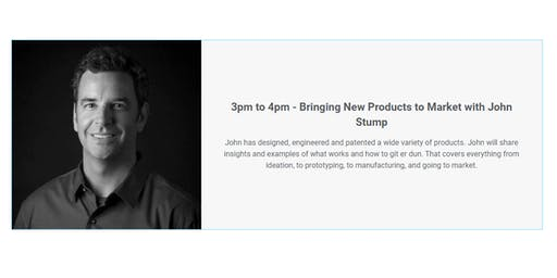 Bringing New Products to Market with John Stump