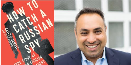 SCI: Book Forum featuring Naveed Jamali, Former FBI Asset tickets