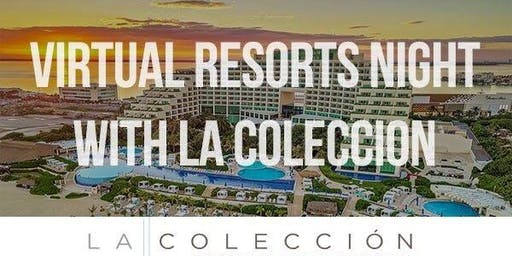 You're Invited to a Special Virtual Event Featuring La Coleccion