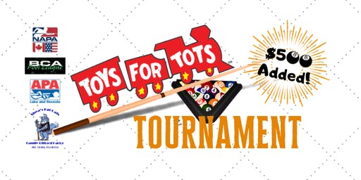 Toys for Tots Tournament
