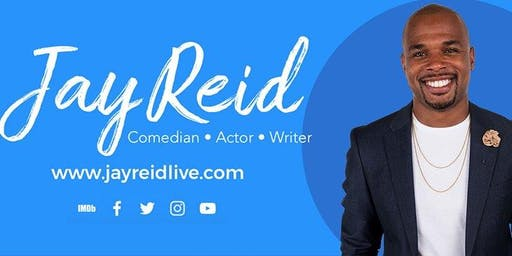 COMEDY AND COCKTAILS w/JAY REID & DJ SO HYPE