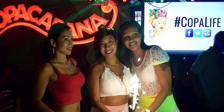 Copa Party W/ Jerry Geraldo-Special bday for Rodney tickets