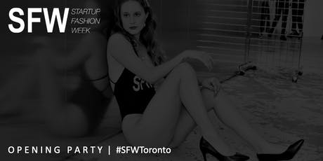 Startup Fashion Week™ Opening Party Presented by sleepenvie tickets