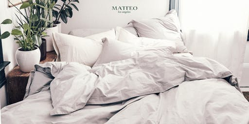Matteo LA Sample Sale