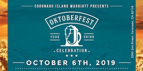 Coronado Island Marriott OKTOBERFEST tickets