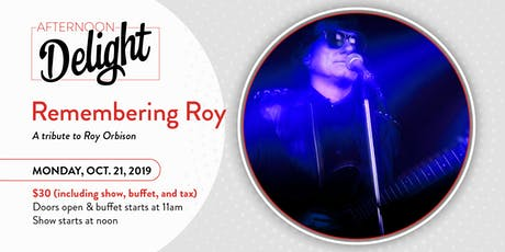 Afternoon Delight – Remembering Roy tickets