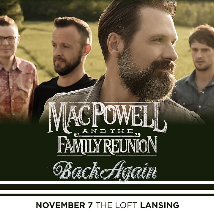 Mac Powell and the Family Reunion image