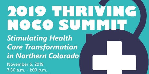 2019 Thriving NOCO Summit