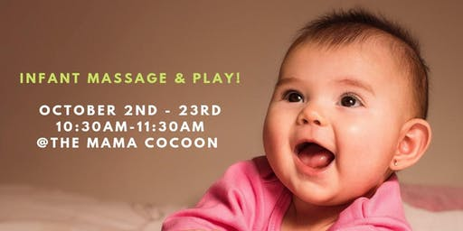 Infant Massage & Play!