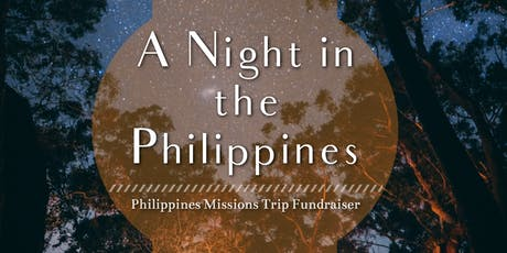 A Night in the Philippines tickets
