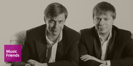House Concert in West Van: The Saratovsky Brothers Play Piano Four Hands tickets