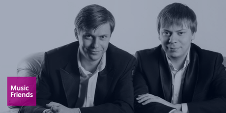 House Concert at UBC: The Saratovsky Brothers Play Piano Four Hands tickets