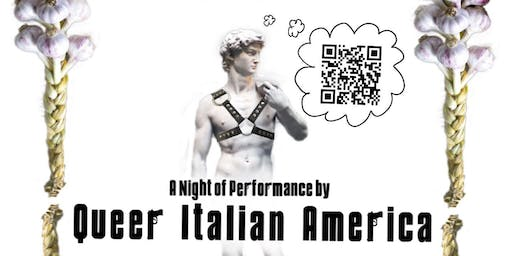 Nonna's House: a Performance Night by Queer Italian America