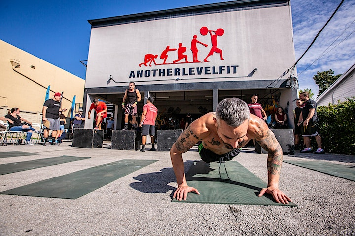 305 Fit-A-Thon (Powered by One Set 4 and Another Level Fit) image