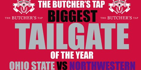 Official OSU Alumni Tailgate vs. NU - BIGGEST PARTY OF THE YEAR (2,000+PPL) tickets