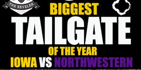 The Official IOWA Tailgate vs. NU - BIGGEST PARTY OF THE YEAR (2,000+PPL) tickets