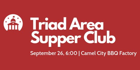 Triad Area Supper Club tickets