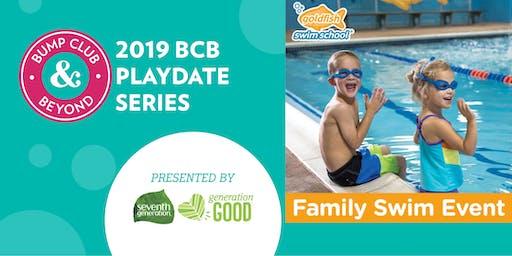 BCB Playdate with Goldfish Swim School Presented by Seventh Generation (Oakdale, MN)