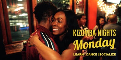 Kizomba Monday Class & Social @ El Big Bad 11/18