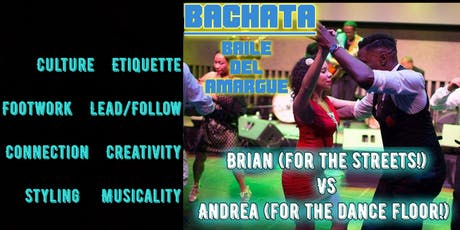 Fall Bachata Series (11 class package)  tickets