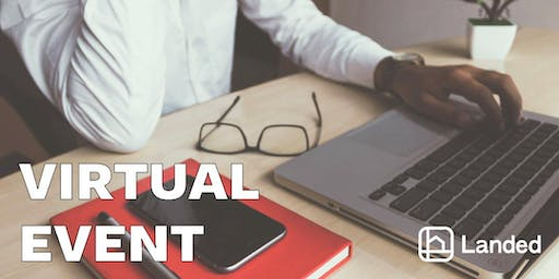 VIRTUAL: Homebuying 101 with Landed